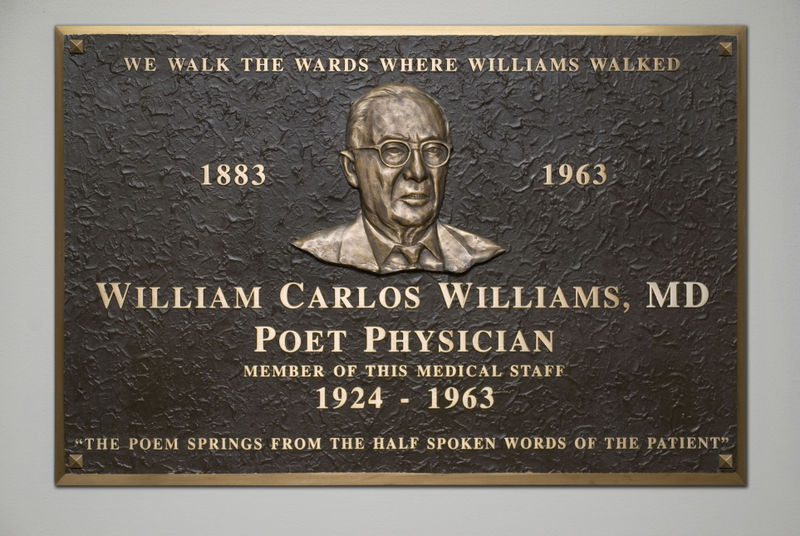 WCW Plaque at St[1]. Mary's Hospital